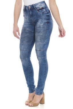 212804 Calça Jeans Feminina Skinny (Frente1)