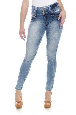 211917 Calça Jeans Feminina Skinny (Frente2)