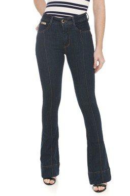 112716 Calça Jeans Feminina Flare (Frente)
