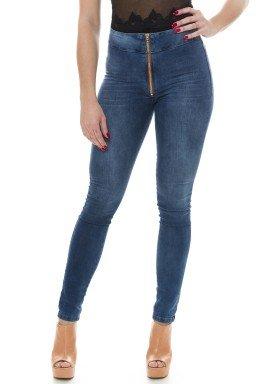 212907  Calça Jeans Feminina Skinny (Frente)