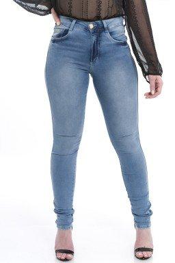 212941 Calça Jeans Feminina Skinny (Frente)
