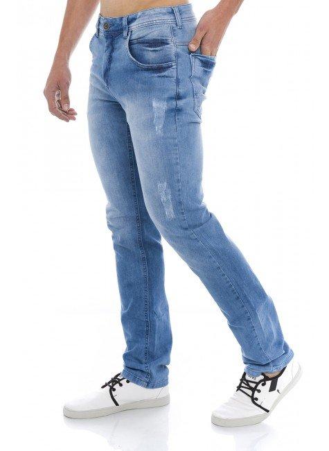 122901 Calça Jeans Masculina (Lateral)
