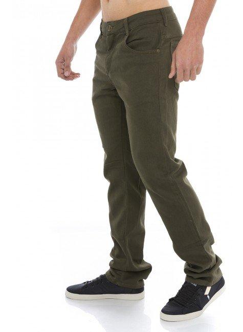 122917 Calça Jeans Masculina (Lateral)