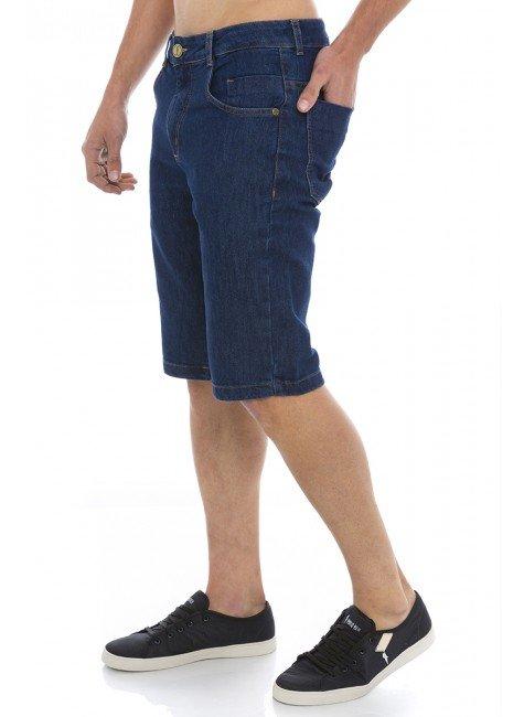 521917 Bermuda Jeans Masculina  (Lateral2)