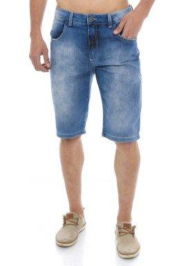 521915 Bermuda Jeans Masculina (Frente)