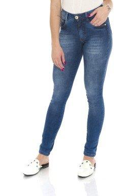 212016 Calça Jeans Feminina Skinny (Frente2)