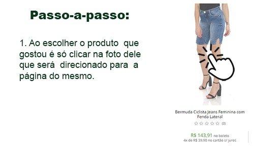 Como Comprar Ecolife Jeans (Passo 01)