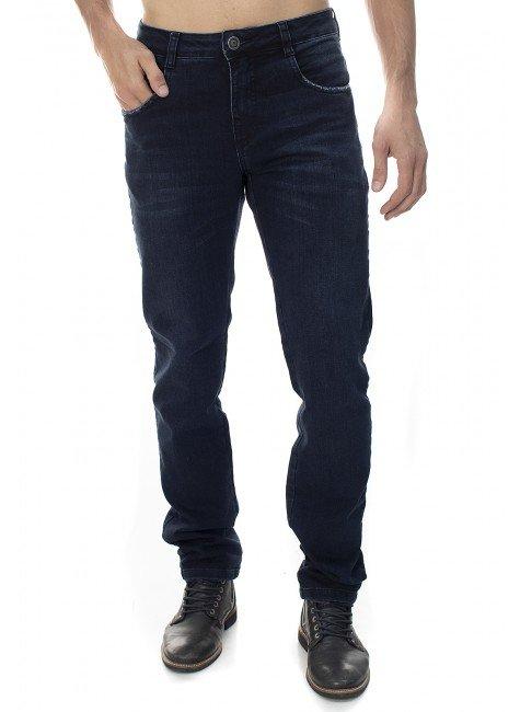 123017 Calça Jeans Masculina (Frente)