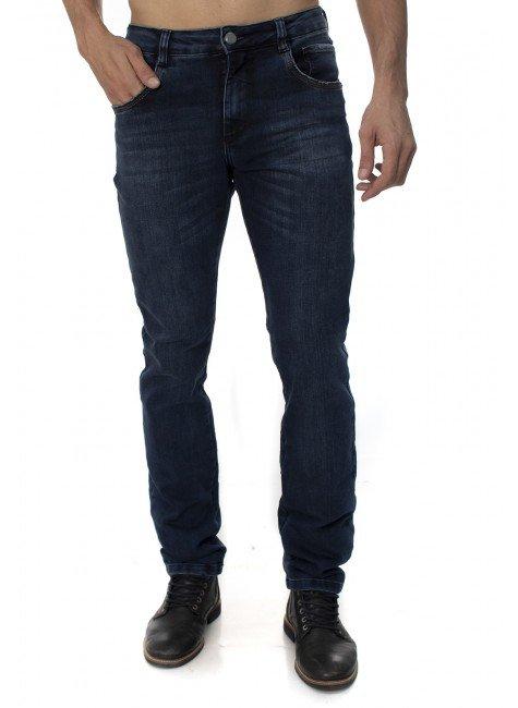 123016 Calça Jeans Masculina (Frente)