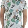 44222100006 T-shirt Masculina Estampa Costela de Adão (Costas)