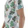 44222100006 T-shirt Masculina Estampa Costela de Adão (Lateral)