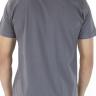 41222005081 T-shirt Masculina Estampa Incontra il Mondo Cinza (Costas)