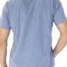 41222004004 T-shirt Masculina Estampa Sailor Azul (Costas)