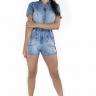 712119 Macaquinho Jeans com Zíper (Frente 2)
