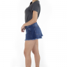 612106 Shorts Jeans Godê (Lateral 1)