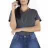 612106 Shorts Jeans Godê (Frente 2)