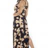44912100003 Vestido Longo com Fenda (Costas)