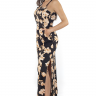 44912100003 Vestido Longo com Fenda (Lateral)